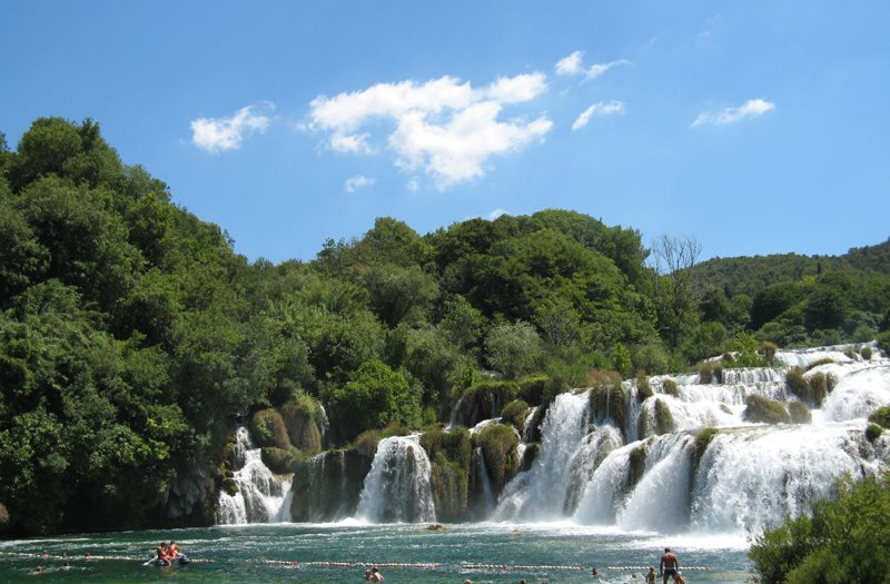 krka boat excursion