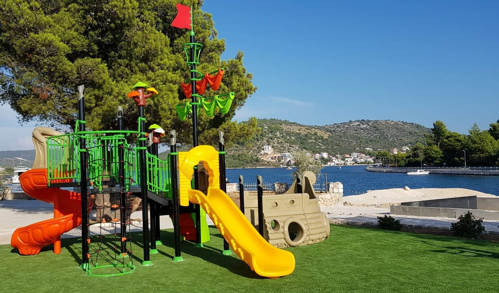 kids resort dalmatia